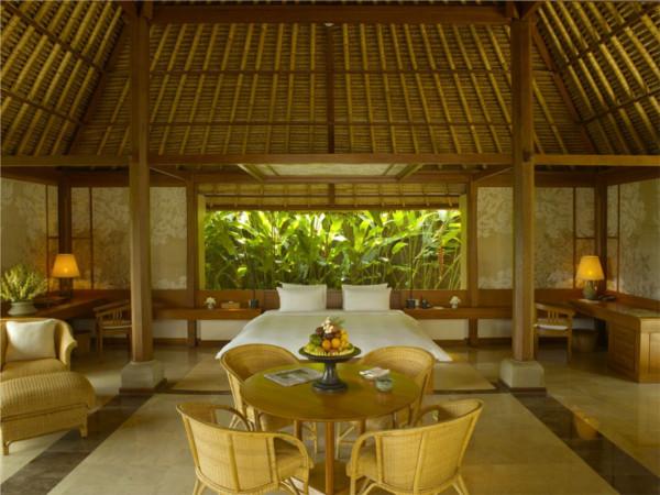 Amandari Bali staat 1ste in de top 20 van beste hotels van Zuidoost-Azië
