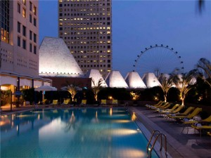 Conrad Centennial Singapore staat 11de in de top 20 van beste hotels van Zuidoost-Azië