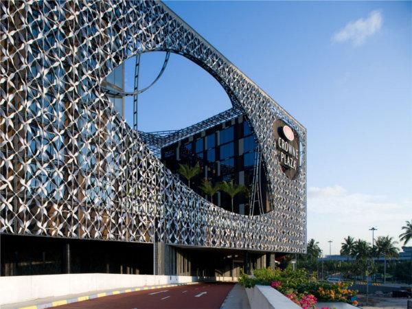 Crowne Plaza Changi Airport Singapore staat 14de in de top 20 van beste hotels van Zuidoost-Azië