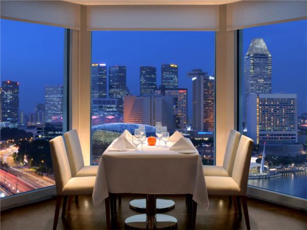 Fullerton Hotel Singapore staat 6de in de top 20 van beste hotels van Zuidoost-Azië