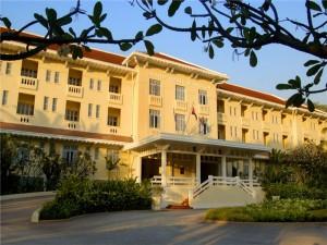 Raffles Grand Hotel Angkor staat 12de in de top 20 van beste hotels van Zuidoost-Azië