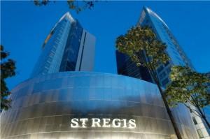 St Regis Singapore staat 7de in de top 20 van beste hotels van Zuidoost-Azië