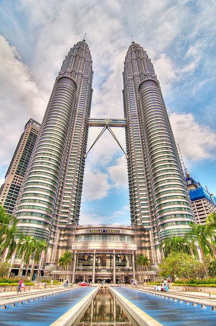 Kuala Lumpur bezienswaardigheden: de Petronas Towers