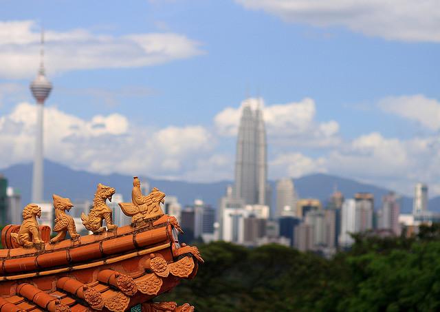 Kuala Lumpur Bezienswaardigheden: Thean Hou