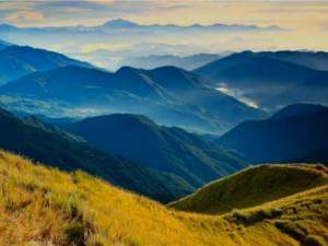 Mount Pulag op Luzon, de Filipijnen
