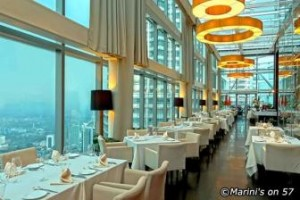 Rooftop bars Kuala Lumpur Marini's on 57