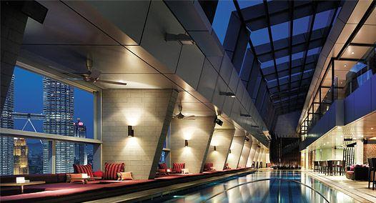 Rooftop bars Kuala Lumpur: Sky Bar