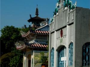 Chinees kerkhof in Manila