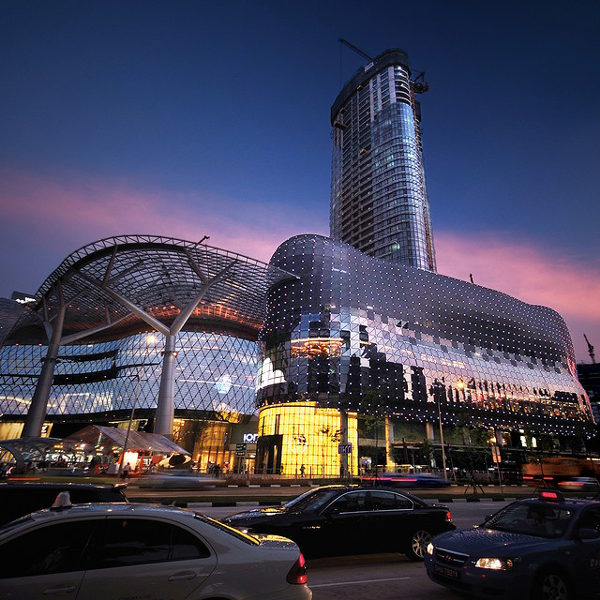 Singapore shopping malls: Ion Orchard