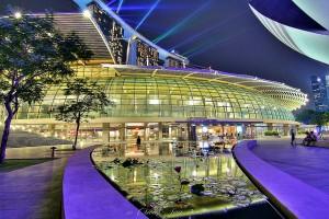 The Shoppes at Marina Bay Sands, één van de beste shopping malls van Singapore