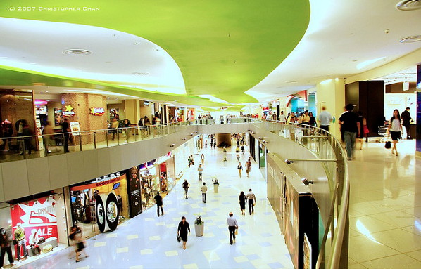 1 van de beste shopping malls van Singapore: Vivocity