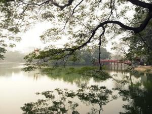 Hanoi bezienswaardigheden: Hoan Kiem meer