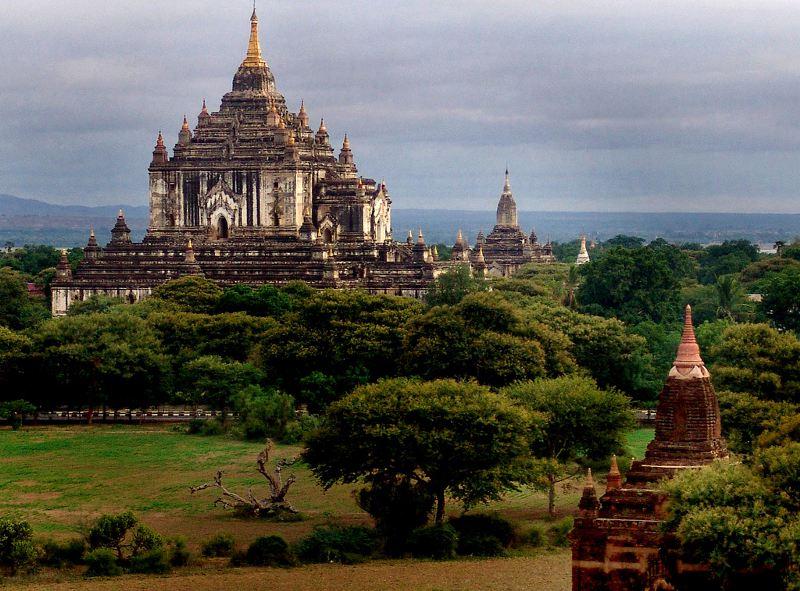 Bagan Tempels: Ananda Pahto