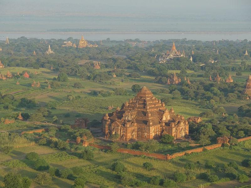 Tempels Bagan: Dhammayangyi Pahto