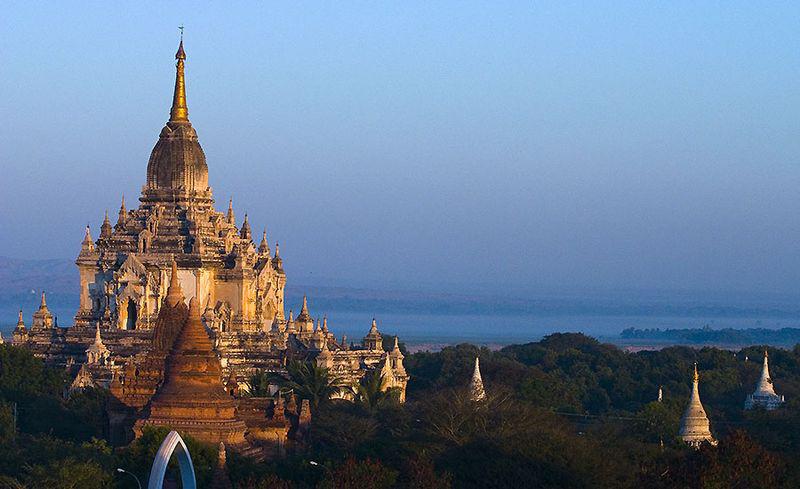 Bagan Tempels: Gawdawpalin Pahto