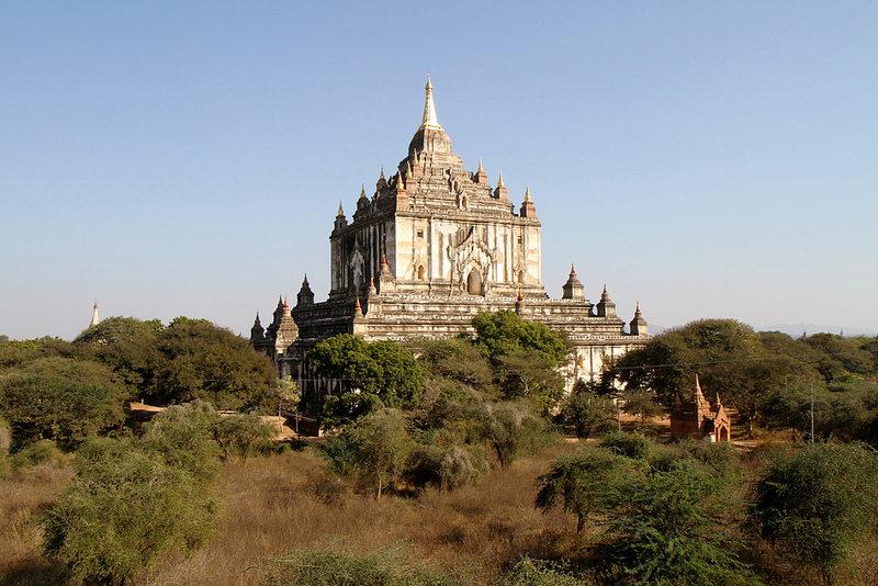 Bagan Tempels: Thatbyinnyu Pahto