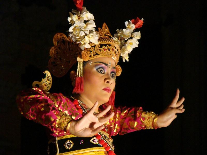 Ubud: Legong dansvoorstelling