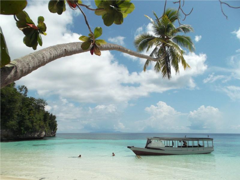 vakantie Sulawesi: de Togians