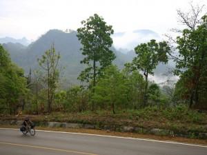 fietsvakantie thailand