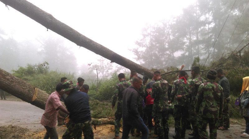 Landslide Sumatra (1)